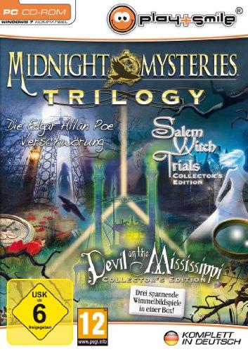 Midnight Mysteries Trilogy