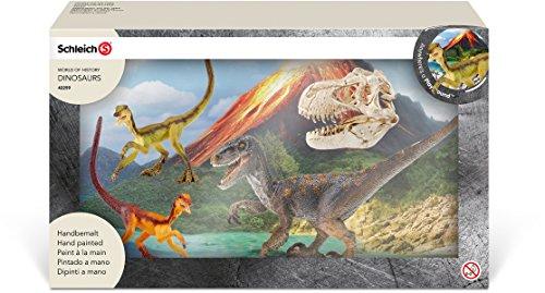 Schleich 42259 - Velociraptor auf der Jagd