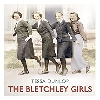 The Bletchley Girls cover art