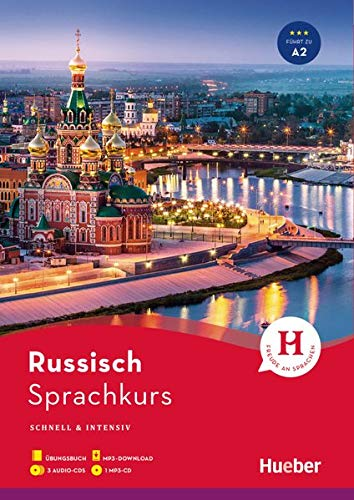 Sprachkurs Russisch: Schnell & intensiv / Paket: Buch + 3 Audio-CDs + MP3-CD + MP3-Download