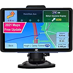 """small E-ACE GPS navigator for car 7 """"Touch screen 8GB memory car GPS navigator Real voice …"""