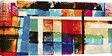 Art Print Cafe – Cuadro Abstracto – Impresion sobre Lienzo - Manuel Navarro, Big Sur – 100x50 cm