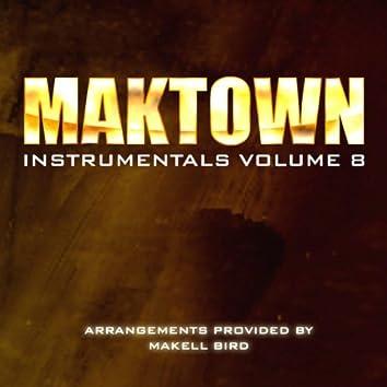 Maktown Instrumentals 8