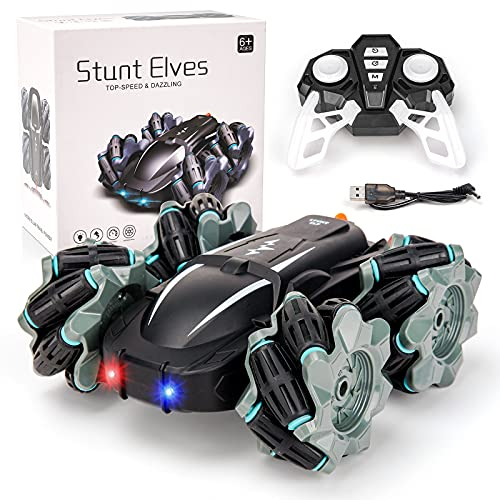 RC Car Toys for 4-12 Year Old Boys   Remote Control Car for Boys Age 3-9  ...
