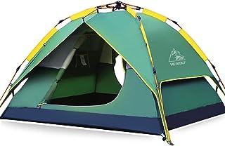 Hewolf Tente Automatique Pop Up Tentes de Camping 2-3 Personnes Tente Imperméable..