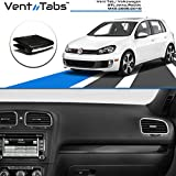Venttabs for Volkswagen GTI/Rabbit MK5 (2005-2010) Air Conditioning Vent...