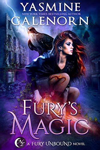 Fury's Magic by Yasmine Galenorn