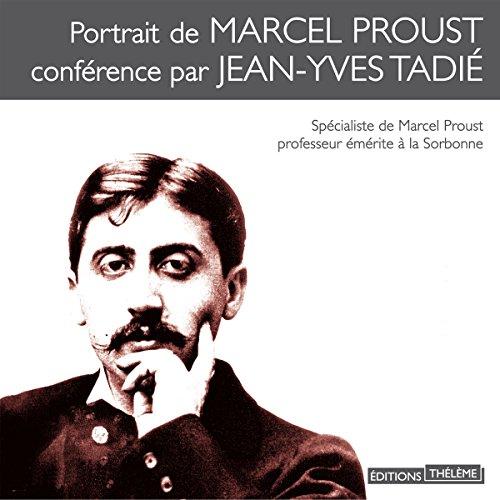Couverture de Portrait de Marcel Proust