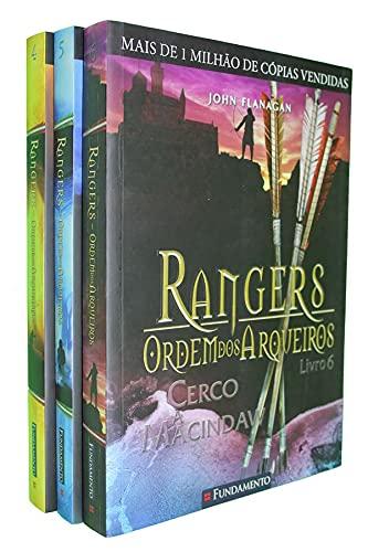 Rangers - Ordem dos Arqueiros - Kit (livros 4, 5 e 6)
