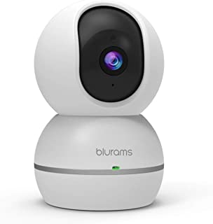 blurams 1080p Snowman Dome Security Camera | PTZ Surveillance System with Motion/Sound Detection, Smart AI Alerts, Privacy...