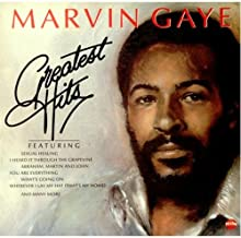 18 Greatest Hits: Marvin Gaye