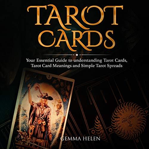 Tarot Cards audiobook cover art