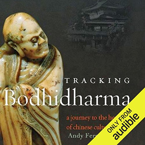 Tracking Bodhidharma audiobook cover art