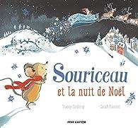 Souriceau et la nuit de Noël par Sarah Massini
