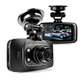 Eaglerich Original GS8000L HD1080P 2.7' Car DVR Vehicle Camera Video Recorder Dash Cam G-sensor
