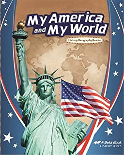 My America and My World - History/Geography Reader