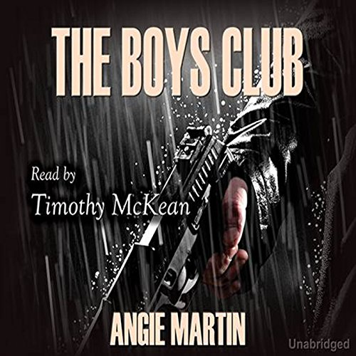 The Boys Club audiobook cover art