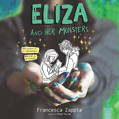 Eliza and Her Monsters audiobook cover art
