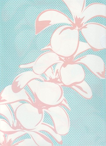 ハワイアン雑貨/ハワイ 雑貨 【マウナロア】 A4 クリアファイル (レイ) 【ハワイ雑貨】【お土産】