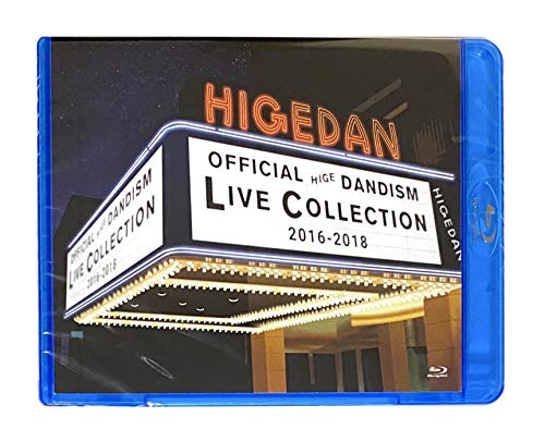 LIVE COLLECTION 2016-2018【one-man tour 2019会場・通販限定版】[Blu-ray]
