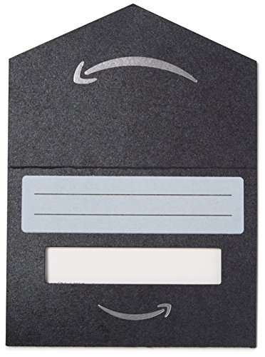 Amazon.com Gift Card in a Mini Envelope (Black)