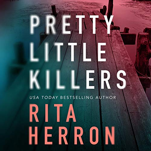 Pretty Little Killers audiobook cover art
