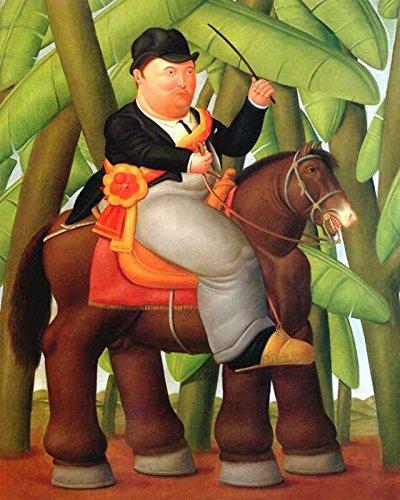 Botero 28 Poster cm 50x70 Affiche Plakat Fine Art Il Negozio di Alex