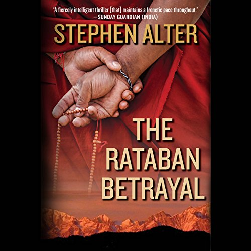 The Rataban Betrayal audiobook cover art
