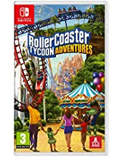RollerCoaster Tycoon Adventures, Nintendo Switch (Nintendo Switch)
