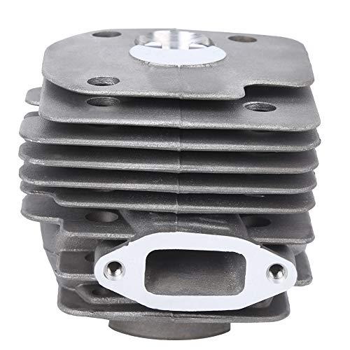 【𝐖𝐞𝐢𝐡𝐧𝐚𝐜𝐡𝐭𝐞𝐧 𝐍𝐢𝐞𝐝𝐫𝐢𝐠𝐬𝐭𝐞𝐫 𝐏𝐫𝐞𝐢𝐬】Kettensägezylinder, exquisiter handwerklicher Zylinderkolben, langlebiger stabiler Aluminium-Roboterdruck-Halbleiter für Kettensägen