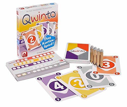 Unbekannt Qwinto Kartenspiel