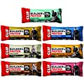 CLIF BUILDER'S - Protein Bar - 7-Flavor Variety Pack - (2.4 Ounce Non-GMO Bar, 14 Count)