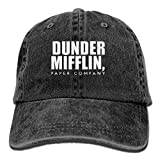 Party Socks Dunder Mifflin Adult Cowboy Hat Baseball Cap Adjustable Athletic Customized New Hat for Men and Women