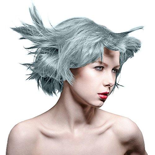 4 x Manic Panic High Voltage Classic Cream Formula Hair Color Blue Steel 118ml