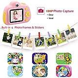 Zoom IMG-2 yunlone toyzoom fotocamera bambini 18mp
