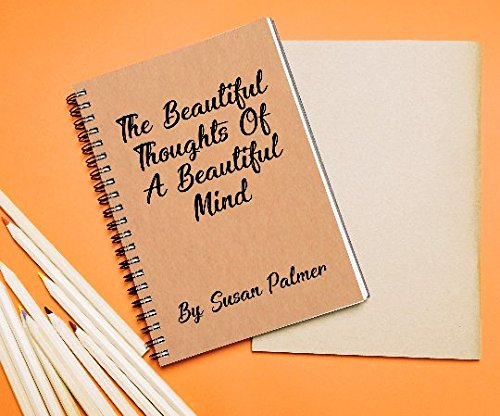 Beautiful Thoughts notebook notebook