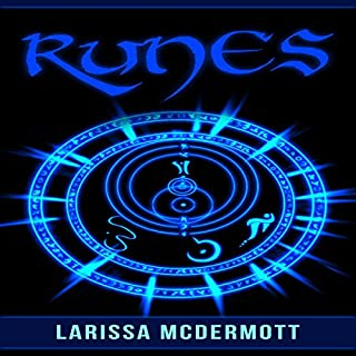 Runes: Nordic Runes - Viking Divination Stones' Demystified, Complete Handbook audiobook cover art