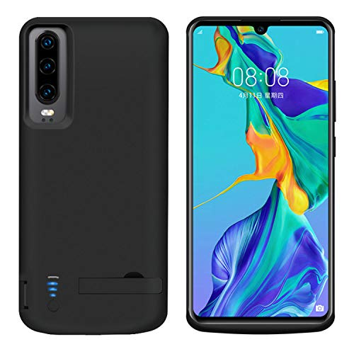 BATTERIA Esterna Custodia FR Huawei Mate 20 Lite Power Bank Pro Backup Caricabatterie Cover
