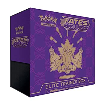 Pokemon TCG Elite Trainer Box XY - Fates Collide  Discontinued by manufacturer