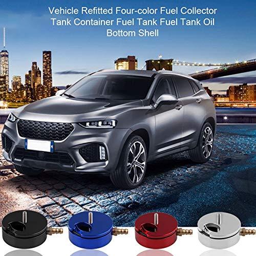 FGHGFCFFGH Contenitore Serbatoio Carburante Coppa Serbatoio Carburante FASS AirDog Pompa Fuelab Duramax Powerstroke, Diesel, Gas Suite Kit-Blue