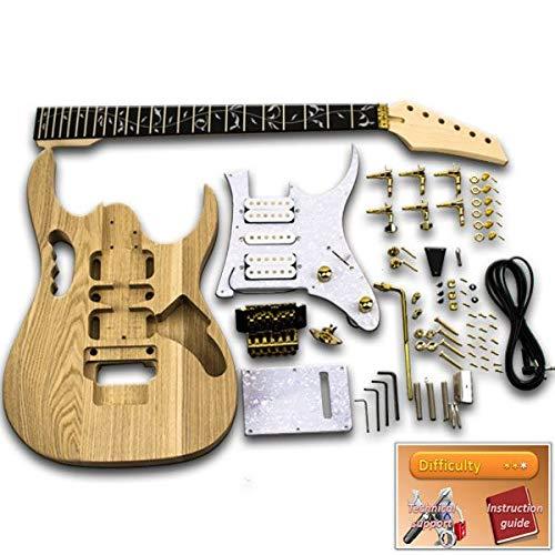 Guitarra DIY - Jem, Ash