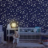 Homery Sternenhimmel 400 Leuchtsterne selbstklebend mit