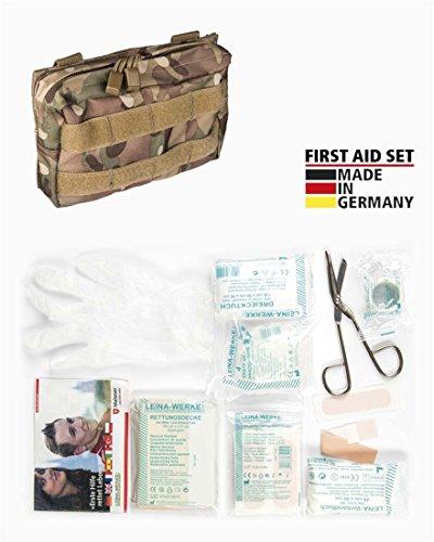 Mil-Tec First Aid Set Leina pro.25-TLG sm multitarn
