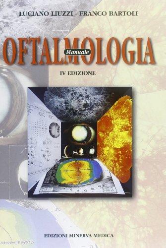Manuale di oftalmologia