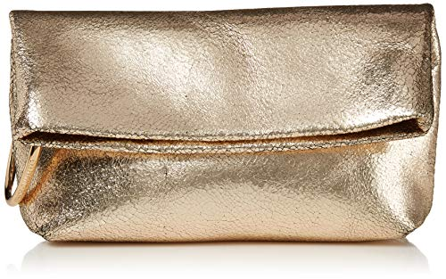 Vince Camuto Simi Clutch, Soft Gold
