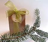 Die Seedball-Manufaktur Weihnachts-Seedball mit Tannenbaum-Saatgut