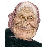 NET TOYS Máscara de Bruja o Abuela 0