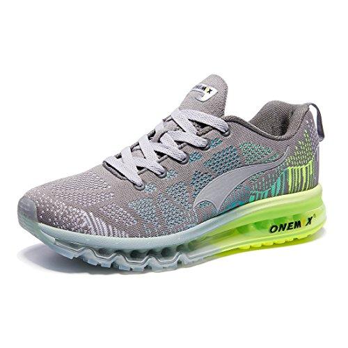 ONEMIX Men's Air Cushion Outdoor Sport Running Shoes