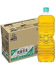[Amazon限定ブランド]CCL 爽健美茶ラベルレス2LPET×8本