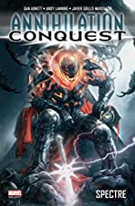 Annihilation conquest T02 d'Andy Laning